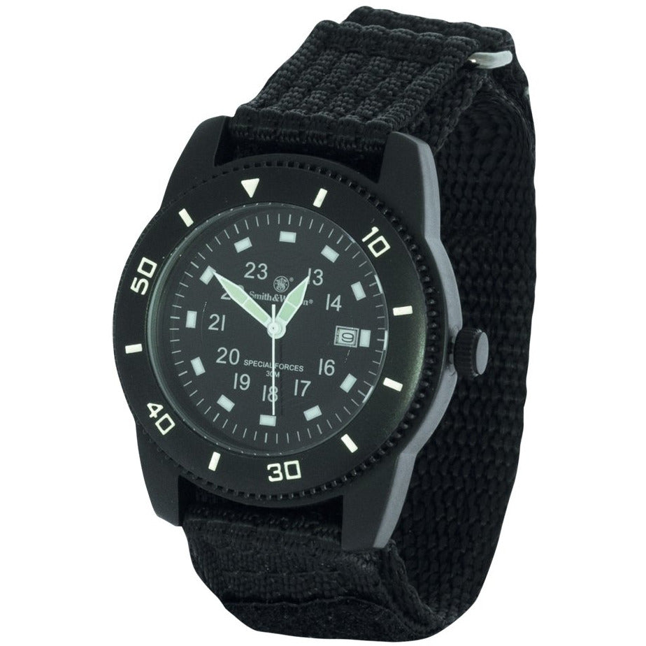 Smith & Wesson Special Forces Uhr - Polizeimemesshop