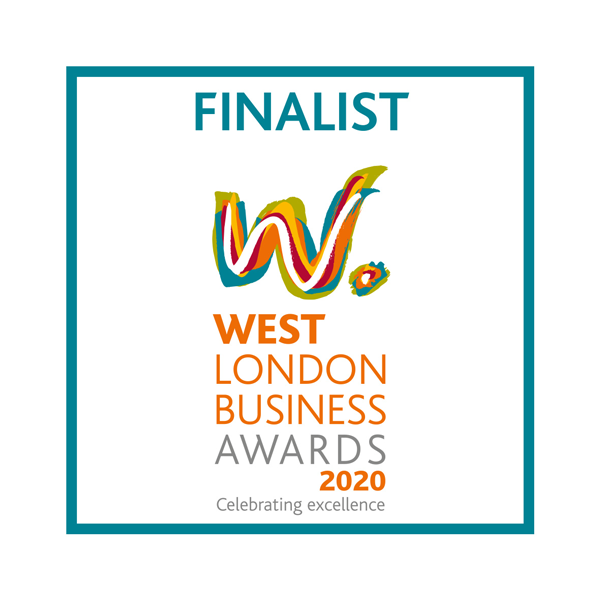 On the Shortlist for Best Retailer in West London