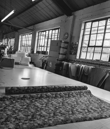 textile and cosmetics bag factory in the UK