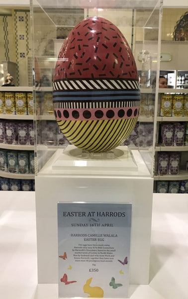 Harrods chocolate eggs