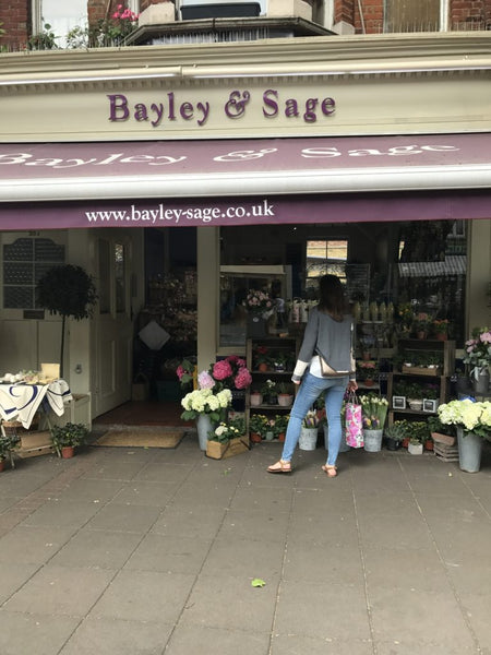 Bayley and Sage shop London