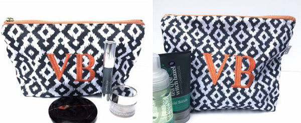 Cotswolds Wash Bag and Cosmetics Bags