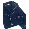 Navy Pyjamas for the Whole Family - Initially London