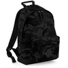 Camo Backpack - Initially London