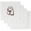 Dogs Cocktail Napkins - Initially London