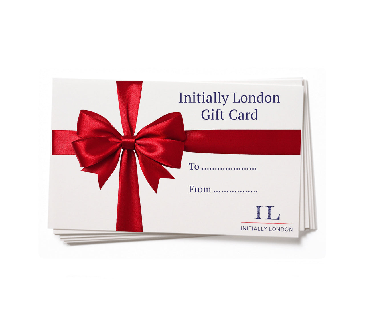Gift Card - Initially London