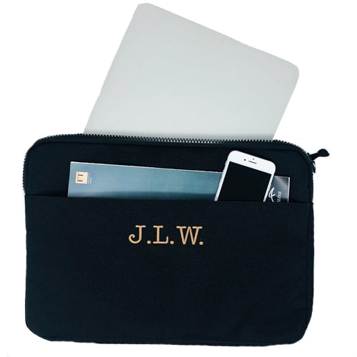 Holborn Laptop Cover - Initially London