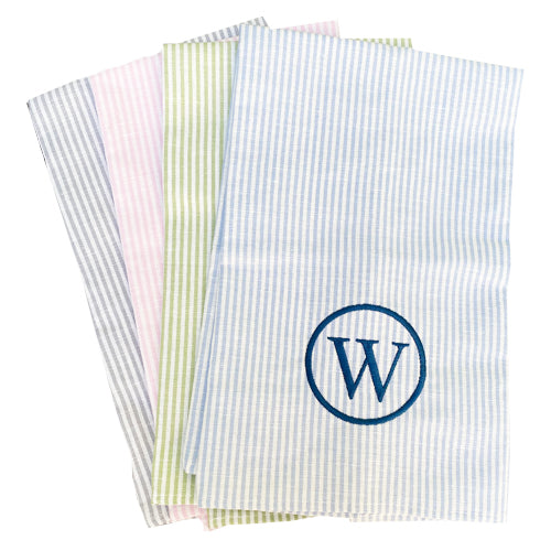 Preppy Stripe Napkins - Initially London