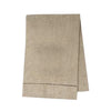 Natural Linen Guest Towel - Initially London