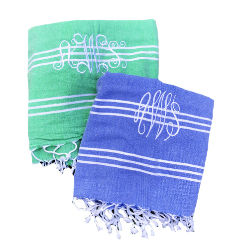 Turkish Hammam Towel - Initially London