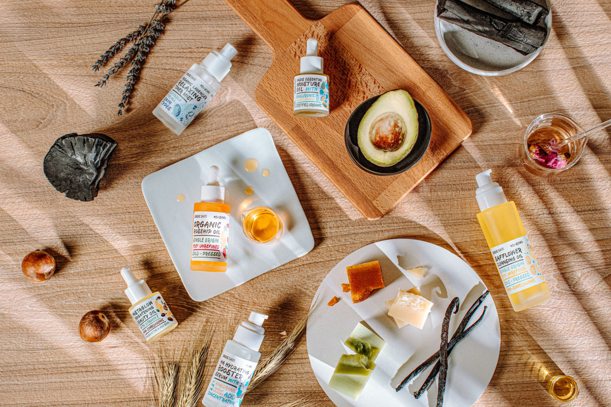 OASIS: - Low waste vegan clean beauty handcrafted in Singapore