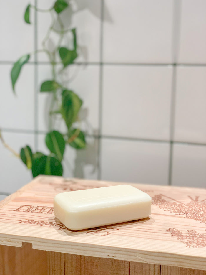 Lemon & Thyme Body Bar