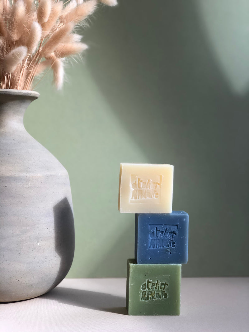 Atelier Populaire: Le Pave Natural Body Soap Series