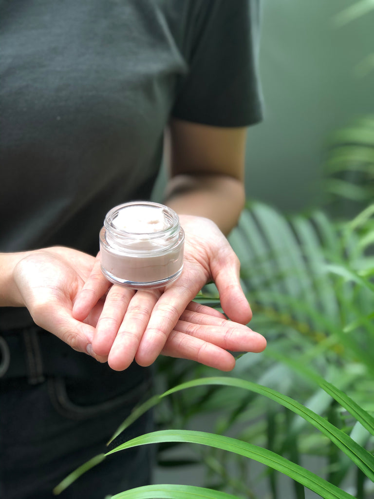 Flower-infusion Cream Mask