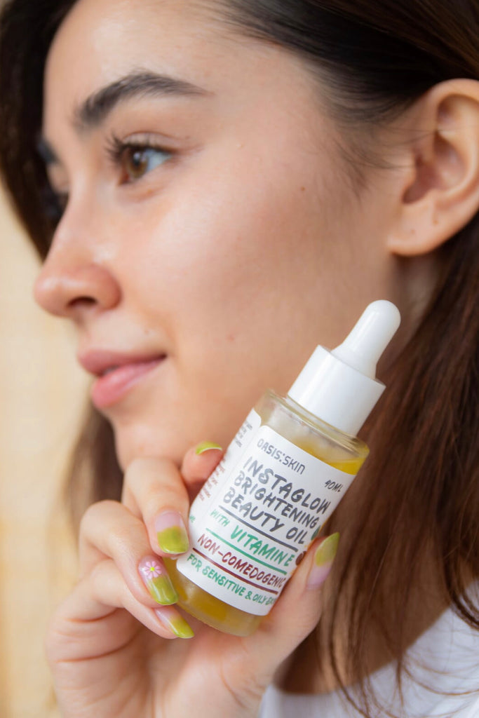 InstaGlow Brightening Beauty Oil