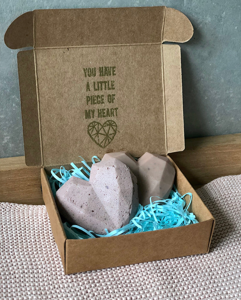 Sweetheart Mom Organic Shampoo Gift Box