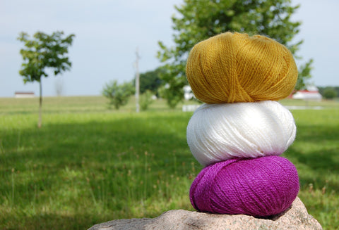 Yarn for Slouch Hat