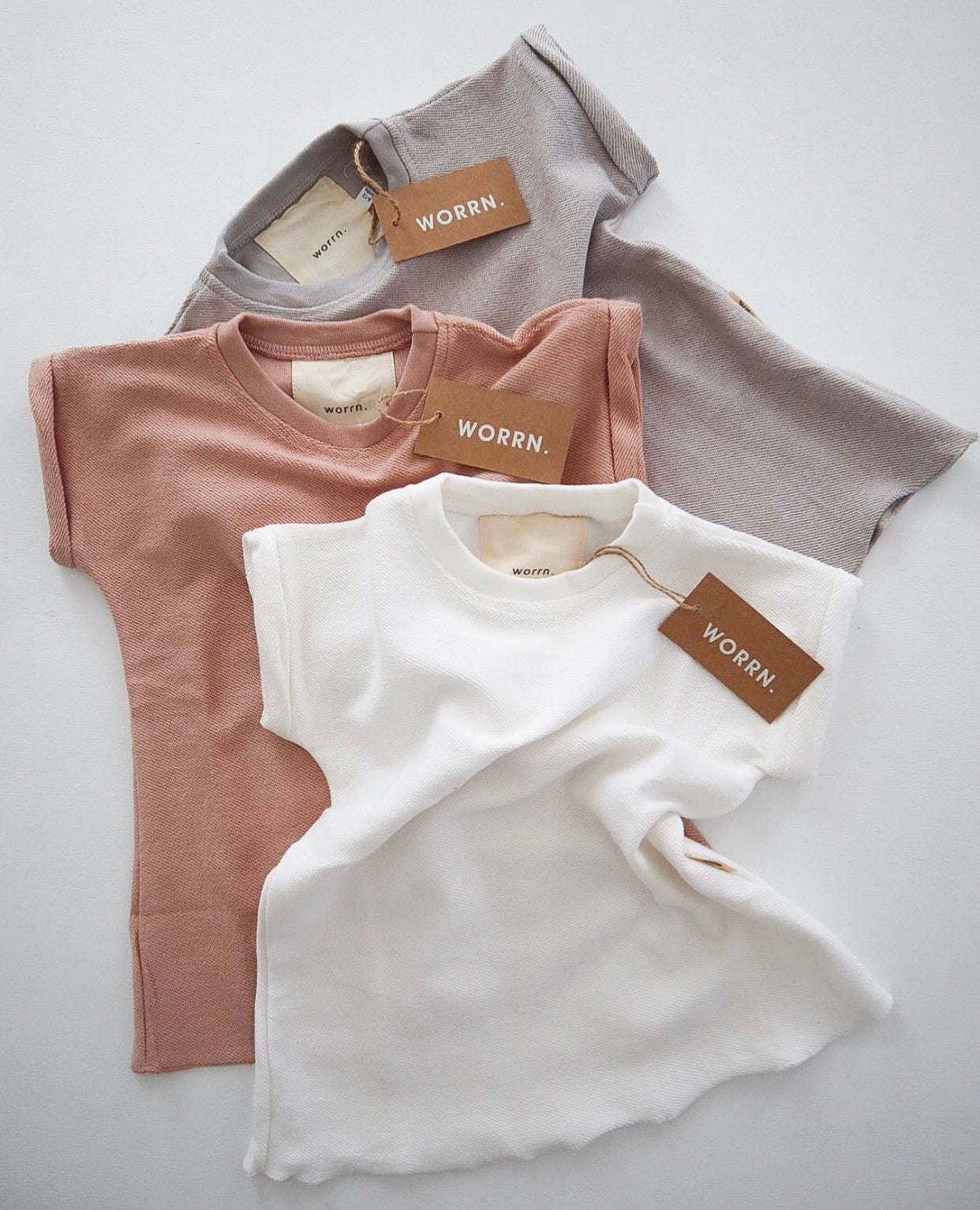 French Terry tshirt dress Bundle - 6-12 months