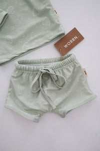 Worrn x Cody James Swim - Short - sea mist