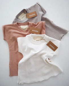 French Terry tshirt dress Bundle - 3 years