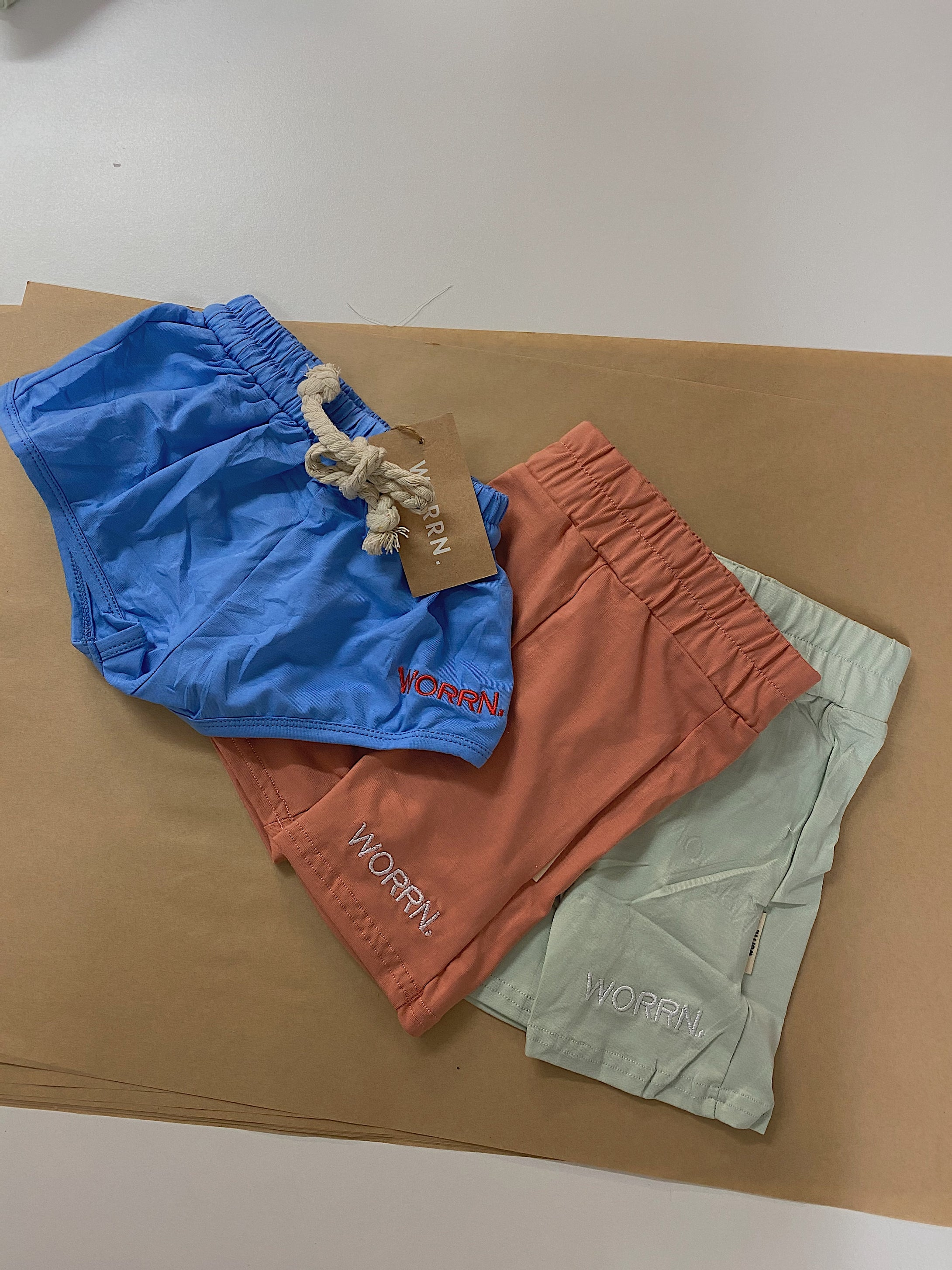 12-18 month new season short / bike pant bundle