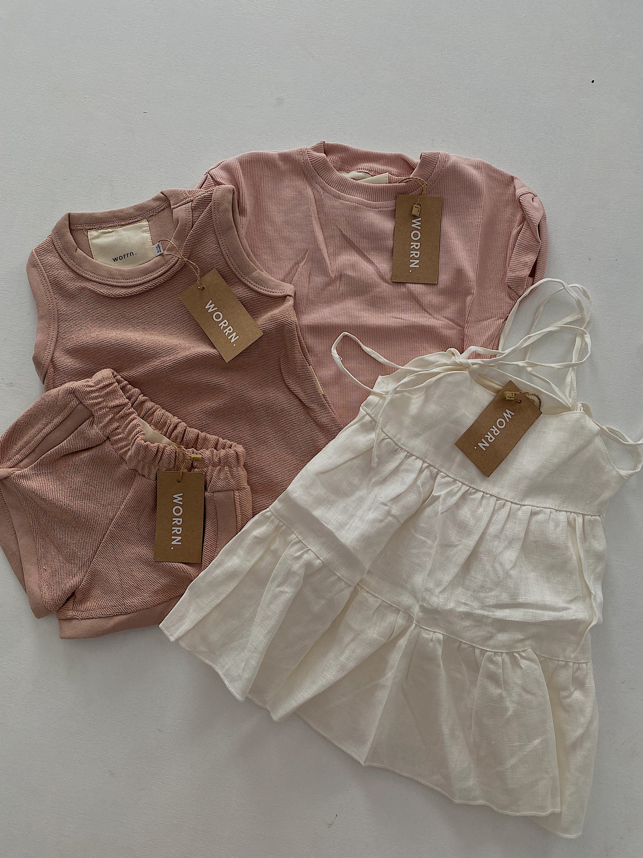 6-12 month pink bundle