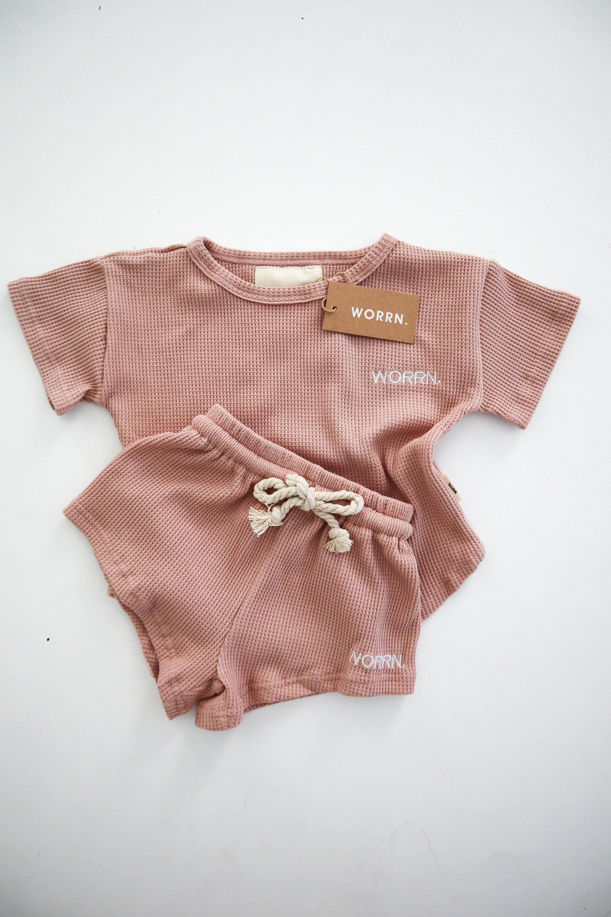 Original Jogger Set - Blush