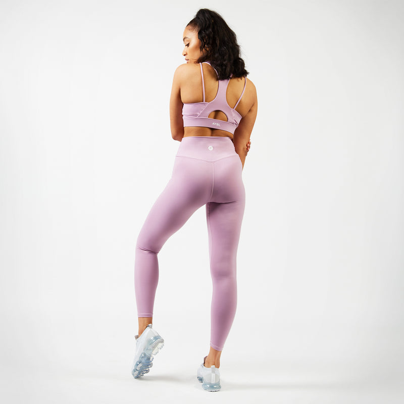Core Leggings - Lavender Mist
