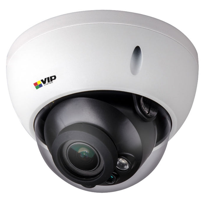 VIP VISION IP CCTV 4.0MP DOME MOTORISED LENS