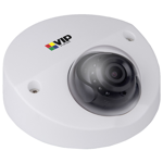 VIP VISION IP CCTV 4.0MP WEDGE DOME FIXED LENS