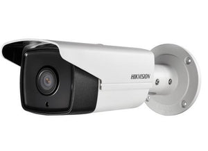 Hikvision 2MP Outdoor EXIR Bullet, H.264+, 50m IR, 3DDNR, 120dB WDR, IP67, PoE, 4mm