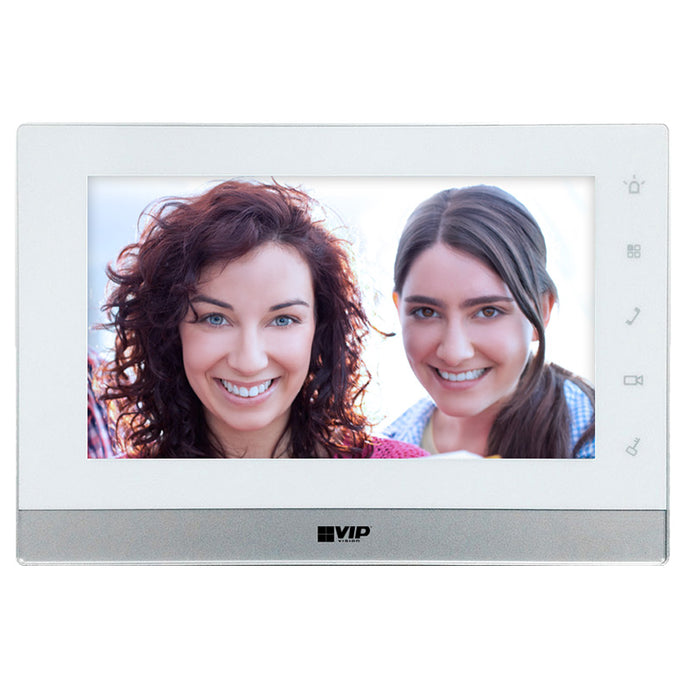 VIP VISION INTERCOM 2-Wire Residential IP Monitor
