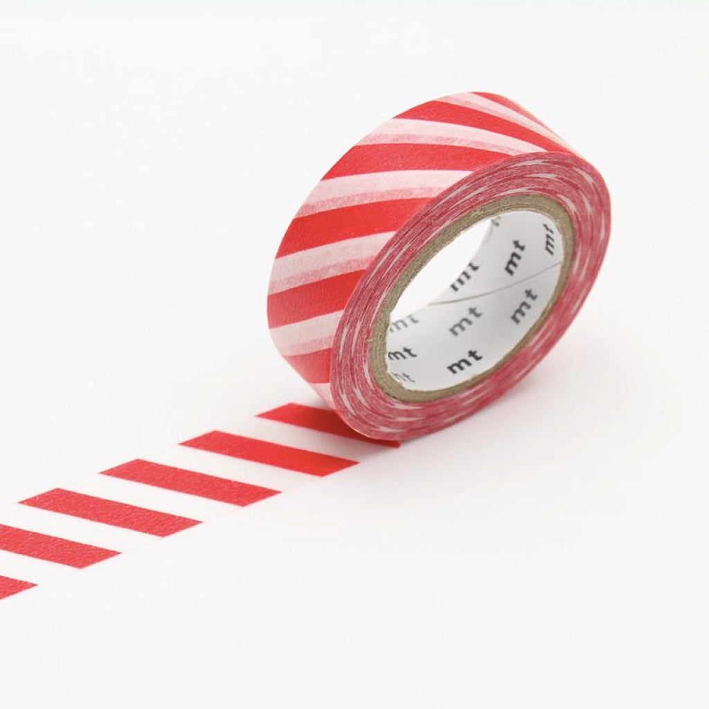 MT Masking Tape Stripe Red