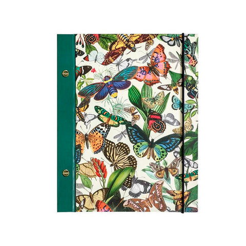 Cuaderno Deluxe Archive Butterflies