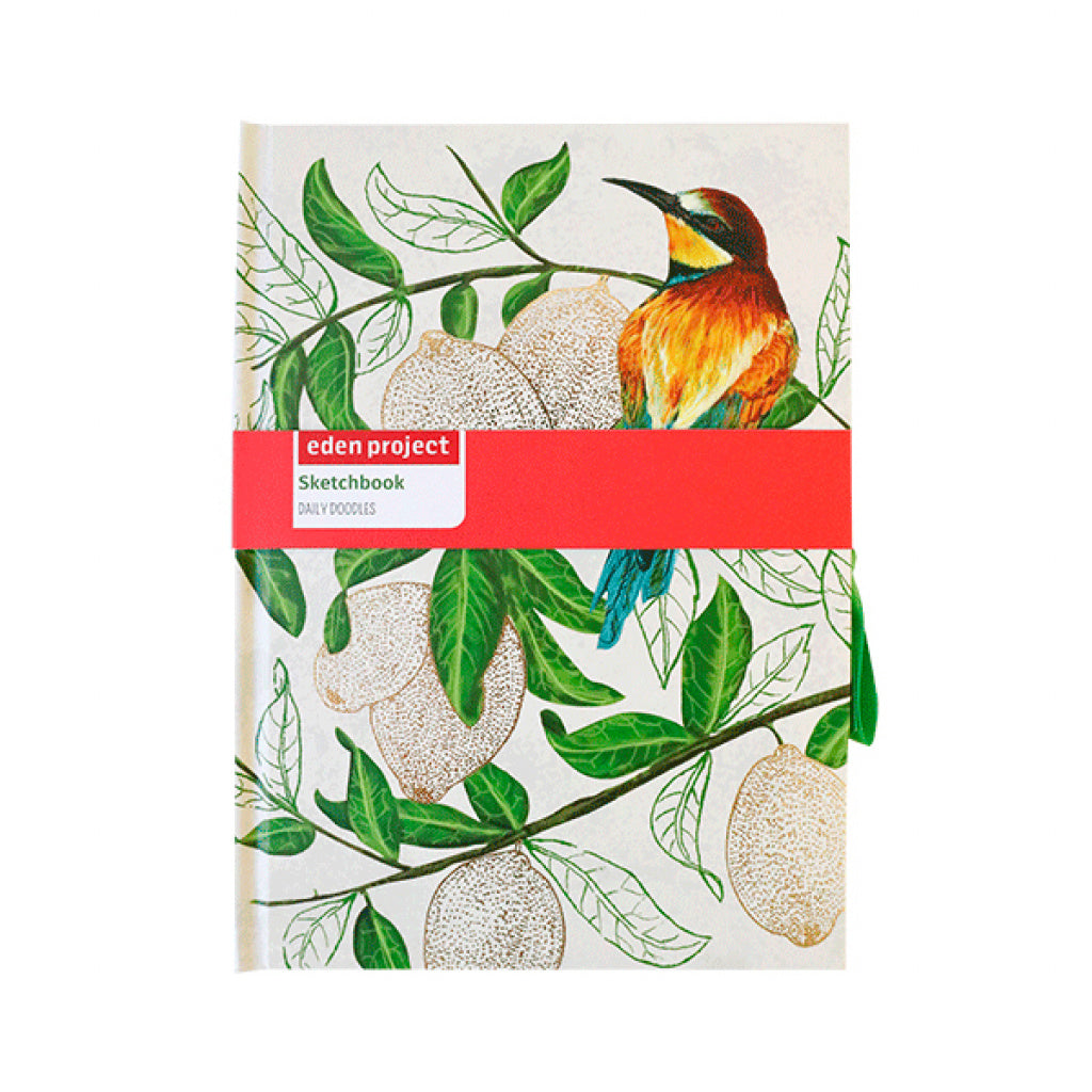 Cuaderno Sketchbook Eden Project