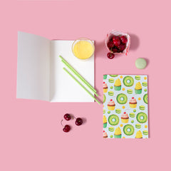 Set de 2 cuadernos Bakery Station