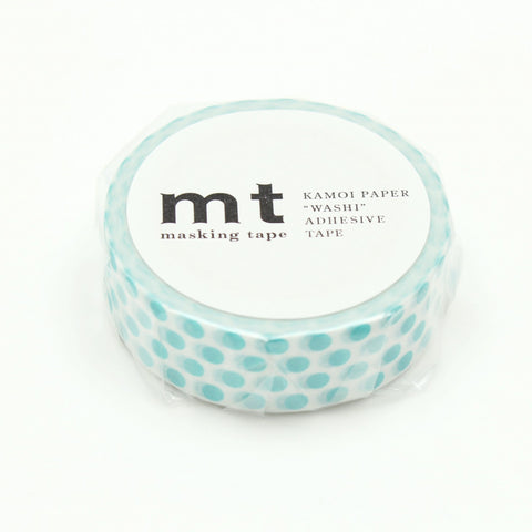 MT Masking Tape Dot Soda