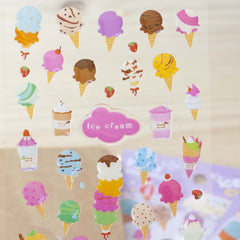 Stickers Ice Cream