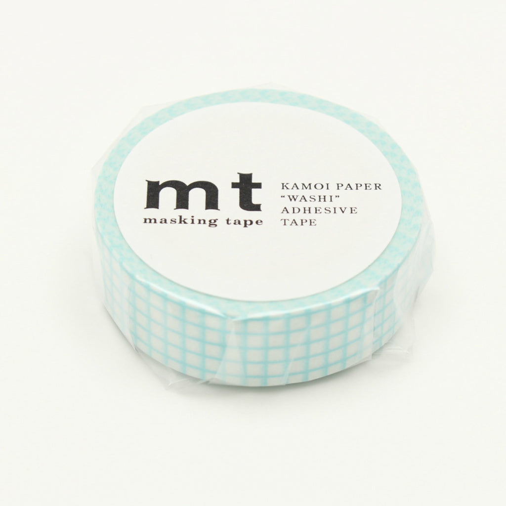 MT Masking Tape Hougan Mint Blue