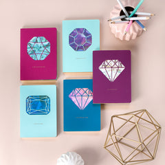 Cuaderno Jewellery Collection «Amatista»