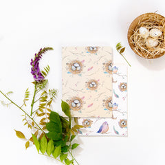 Set de 2 Cuadernos Little Birds