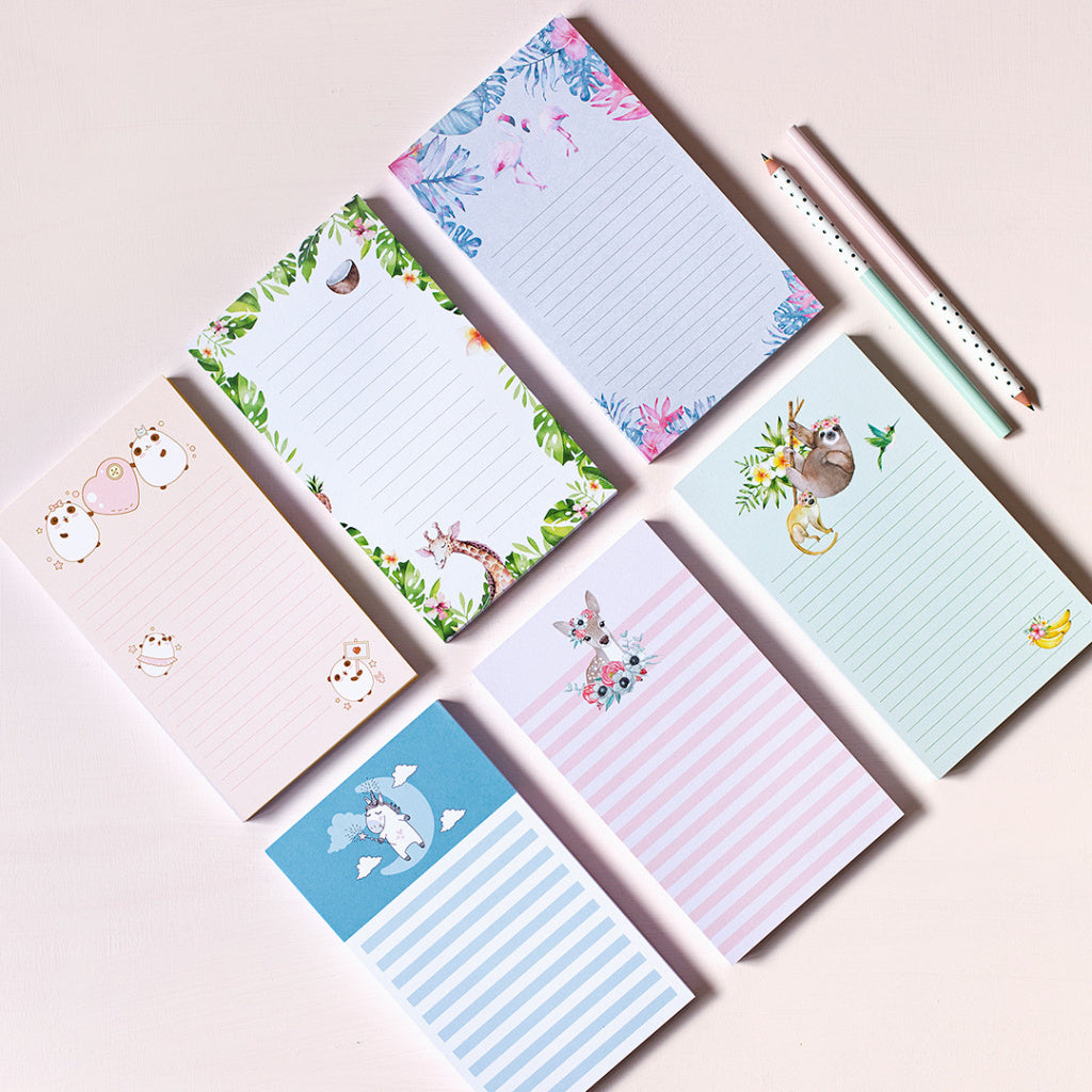 Notepad Unicorn