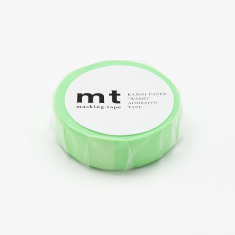 MT Masking Tape Shocking Green
