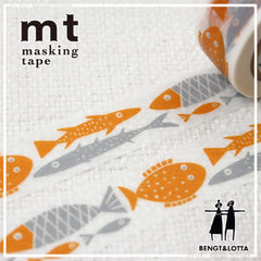 MT Masking Tape Fish