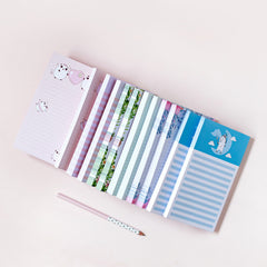 Notepad Cute Panda