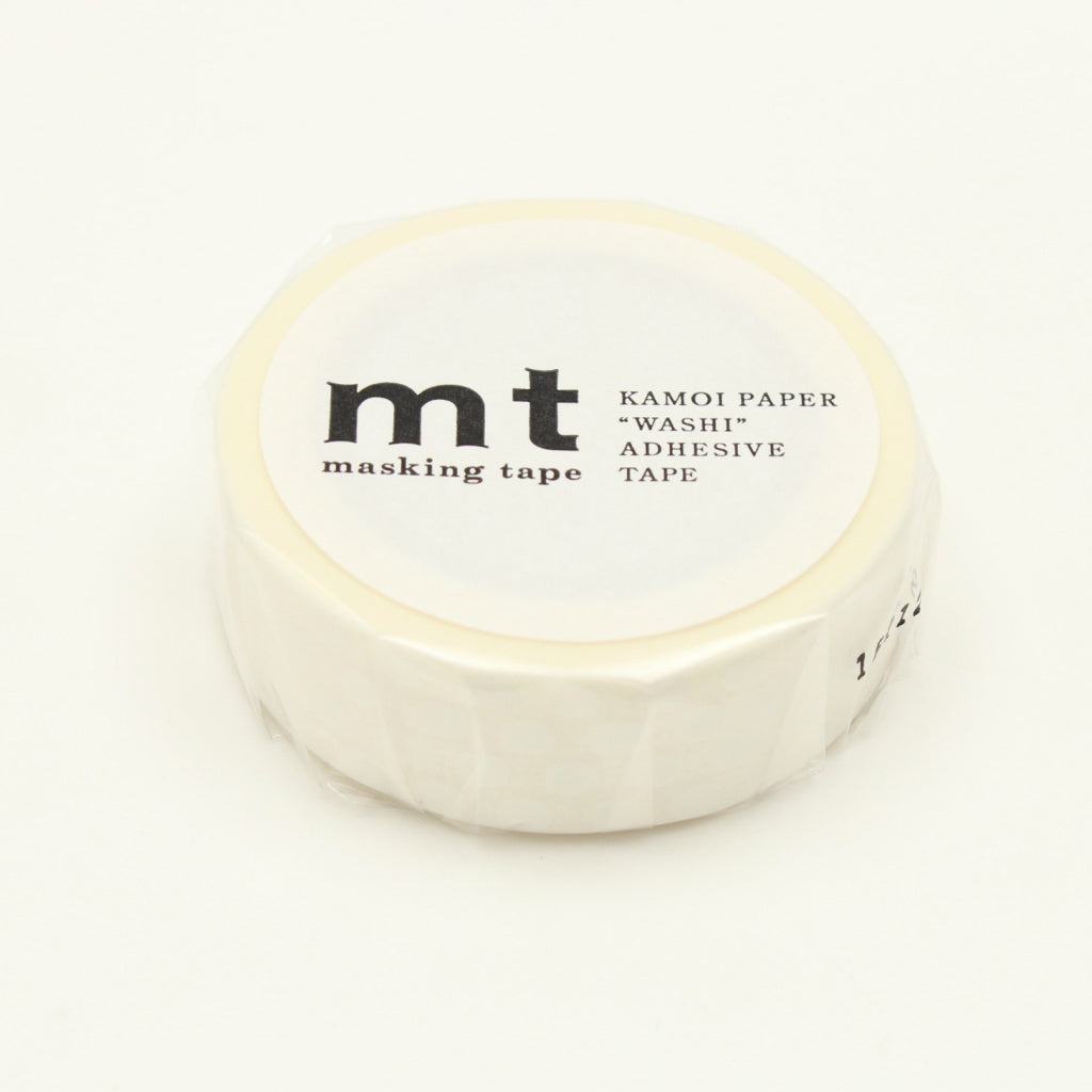 MT Masking Tape Dot White