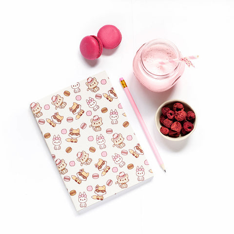 Cuaderno «Sweet Cats»