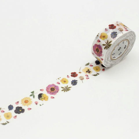 MT Packaging Tape Flowers