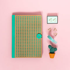 Cuaderno Full Circle Mint