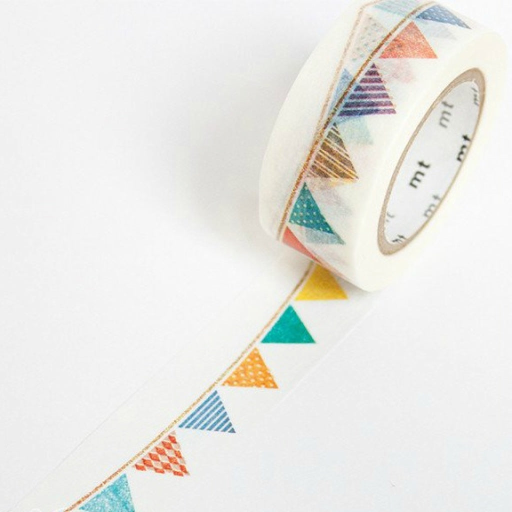 MT Masking Tape Flag